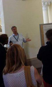 Mikael Reberg presenterar e-campusprojektet 20160617